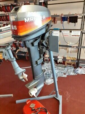 Mariner 9.9 Outboard Engine Motor Long Shaft  - 2 Stroke
