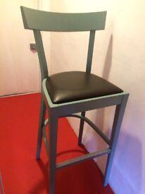 5 Italian design bar stools