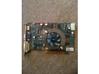 ** PRICE REDUCED** HIS ATI Radeon HD 4650 Graphic card FOR SALE....£40 ono