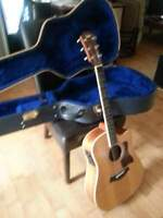 Guitare Taylor limited