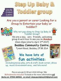 Baby and toddler group Beddau