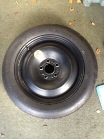 """SPACE SAVER SPARE WHEEL 16"""" FORD NEW"""