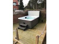 Holiday Home with Hot Tub in Primrose Valley Filey.