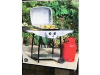 NEW SAINSBURY'S 2 BURNER GAS BARBECUE SKI 7187651