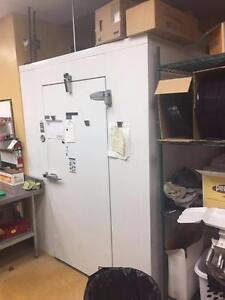 Walk-in Freezer 5X6 Drop in refrigeration