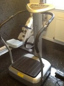 Vibration plate Excercise machine