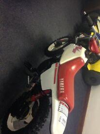 Yamaha pw50 50cc