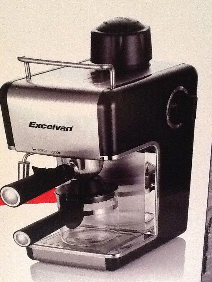 Excel Van Espresso Coffee Maker Never Been Unpacked Cost 40 New In Norwich Norfolk Gumtree