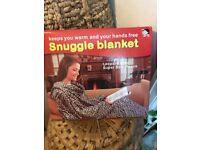 Luxury Super Soft Warm Snuggle Blanket NEW IN BOX