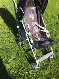 Chicco London stroller push chair