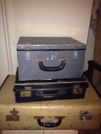 Vintage Industrial Measuring set / Decoration / Mid Century / Steam Punk