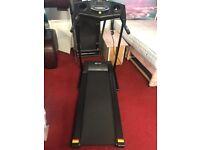 brand new dynamix electric treadmill