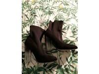 Size 3 heels block