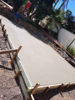 Email me for a free concrete quote.