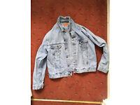 £25 Hugo Boss Denim Jacket
