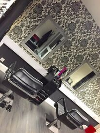 Salon business for Rent in Stourbridge - Located on popular Main Highstreet, low rent and no rates