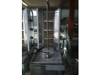 Archway Kebab Grill Brand New for use on NATURAL GAS/LPG.