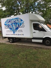 Removals/ man and van