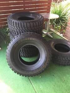 Gladiator Mud Tyres 33 x 12.50 R15 Hurstbridge Nillumbik Area Preview