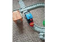 Fisher price train set