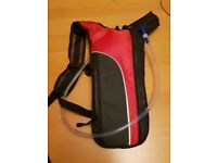 Camelbak water holder with two pockets