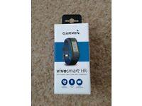 Garmin VivoSmart HR+ activity tracker with smart notifications