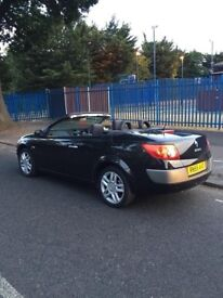 Renault Megane CONVERTIBLE Monaco Edition 2006 Red Leather Interior Air Con Spare Keys CD Player