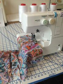 Sewing machine dressmaking and craft skills and techniques.✂️