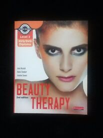 Beauty Therapy L2 & L3 books