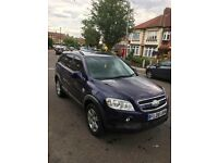 Chevrolet Captiva- 2 Litre Diesel, HPI CLEAR, Previous MOT's included & 12 MONTH MOT