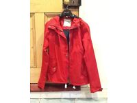 Fat Face - Beautiful Red Jacket Size 8. Worn once
