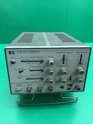Heward Packard 8012b Pulse Generator
