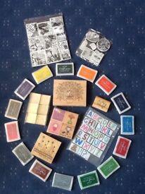 Ink & Stamp Mix