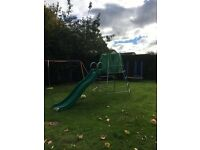 Genuine TP metal climbing frame under 12 months old