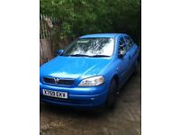 Vauxhall astra automatic 1.6