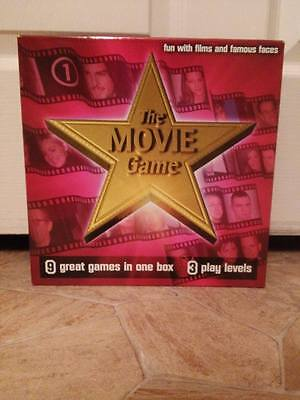 The Movie Game - Smart Cookie Games - 2001 (Smart Cookies Movie)