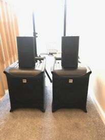 2x HK audio Lucas Nano 300 (can be sold separately)