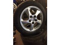 Mazda premacy alloy wheels