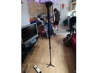 7ft monopod for DSLR cameras, fully functional, no missing parts, used once.