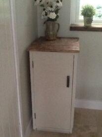 Vintage Pine cupboard kitchen bathroom dining room