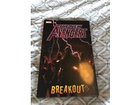 New Avengers Vol. 1 Break out
