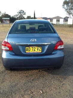 Toyota yaris YRS 2007 sedan....... Priced to sell !!!!  Heddon Greta Cessnock Area Preview