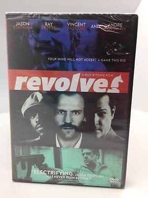 Revolver  Dvd  2008  Jason Statham Ray Liotta Gangsters R 14A Us Canada Sealed