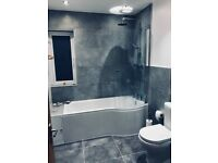 Professional Tiler and Painting/Decorating Service