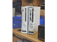 XBOX360 XBOX 360 GAME CONSOLE FOR PARTS AND REPAIRS X2