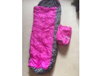 Child sleeping bag - excellent condition, very warm.
