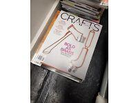Craft Magazines 2004 - 2013