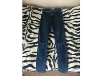 New Look High Waisted Jeans Size 6 But Will Fit A 8