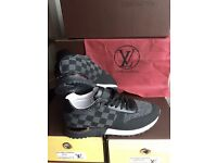Boxed Louis Vuitton LV Runners - 2 designs