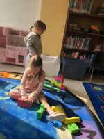 Well established daycare in Ave. E- small group!